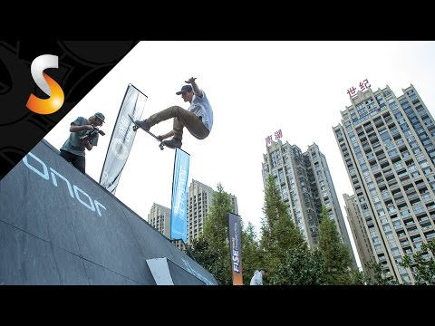 REPLAY Final Skateboard Street Pro - FISE World Chengdu-China 2016