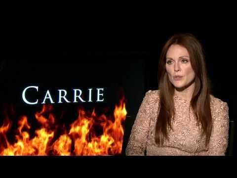 Carrie: Julianne Moore Exclusive Interviews ScreenSlam