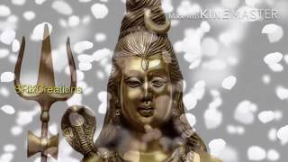 Mooru Batta Vibhuti Olaga || Kannada god songs || Shree Sangameswara Uppaladdini