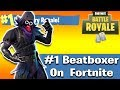 #1 Beatboxer On Fortnite | Fortnite Live Stream | Fortnite Battle Royale Gameplay | 20v20 Live