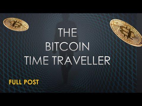 Bitcoin Time Traveller -
