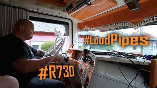 LOUD SCANIA R730 V8 CRUISE