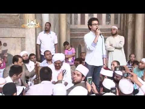 قمرٌ - للمنشد مصطفى عاطف