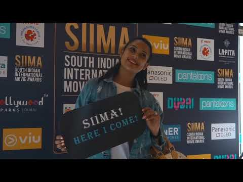 Stars checking in for SIIMAwards | Bollywood Parks Dubai