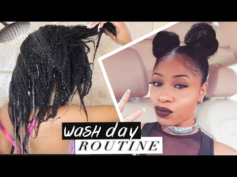 Natural Hair ➟ Best Damn WASH DAY ROUTINE! (start to finish)