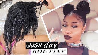 Natural Hair ➟ Best Damn WASH DAY ROUTINE! (start to finish)