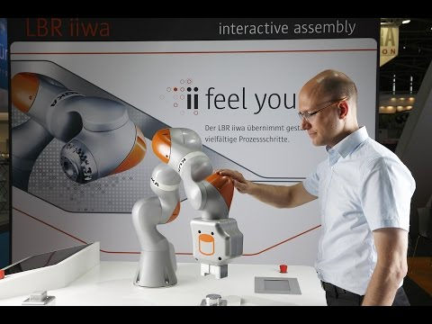 LBR iiwa - Interactive Assembly