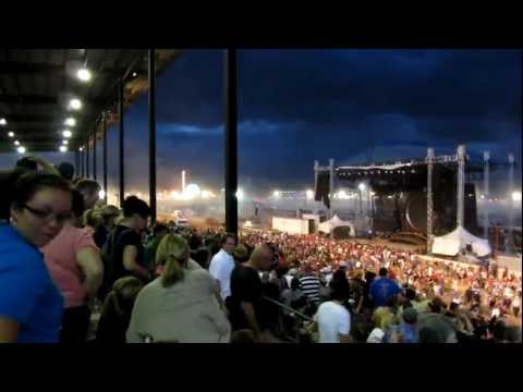 Indiana State Fair Sugarland Stage Collapses In Storm