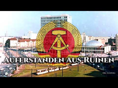 Auferstanden aus Ruinen ✠ [Anthem of the GDR][instrumental]