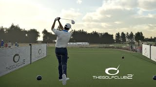 The Golf Club 2 Society Event - The US Open Round 1 | PS4 Pro Gameplay
