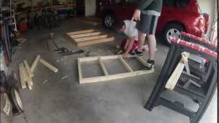 Building Dog House - Day 1