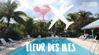 Hôtel Fleur des Iles en Guadeloupe avec Exotismes