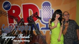 Cupi Cupita - Goyang Basah - Studio Radio RDI Jakarta