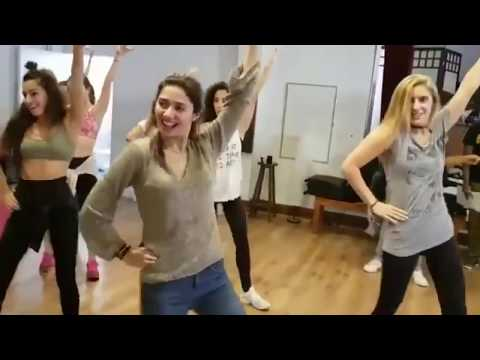 Mahira khan Coca Cola ad Rehearsal