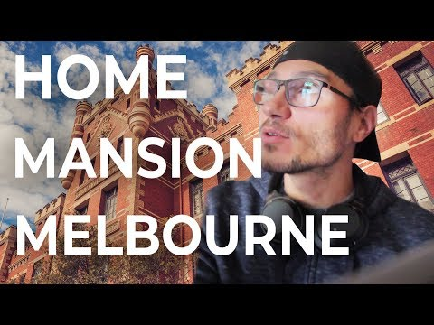 MELBOURNE BEST HOSTEL - Home At The Mansion
