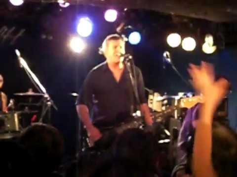 JJ Burnel (Stranglers) live Tokyo, Japan 5 Minutes