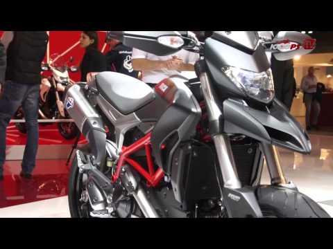 Premiere Ducati Hypermotard SP Hyper Strada Interview & Details-EICMA 2012