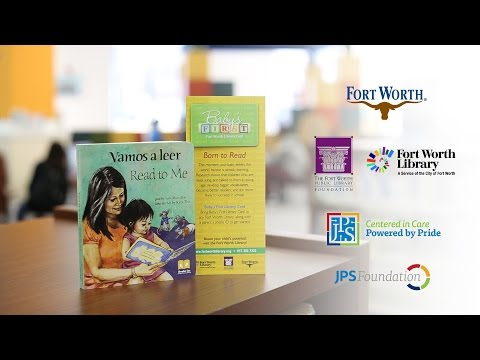Books for Tarrant County Babies