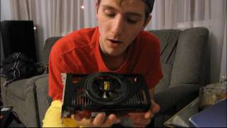 Palit GeForce GTS 250 512MB Video Card Unboxing & First Look Linus Tech Tips