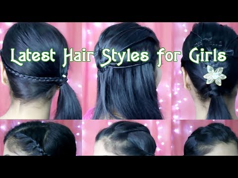 Hairstyles for Girls |Looking for Short Hairstyles for Women|Haircuts for Women
