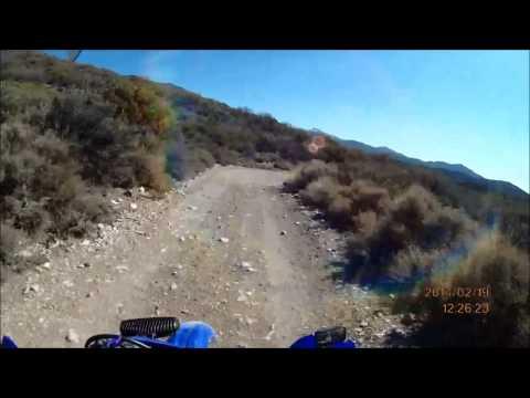 The beautiful Wheeler Pass Nevada
