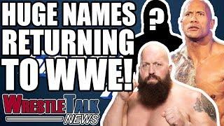 WWE Creative Team REVEALED! HUGE WWE Returns Confirmed!   WrestleTalk News Oct. 2018