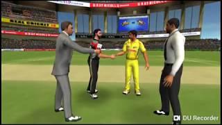 CSK VS RCB IPL 2018, FULL MATCH HIGHLIGHTS // wcc2 gameplay //