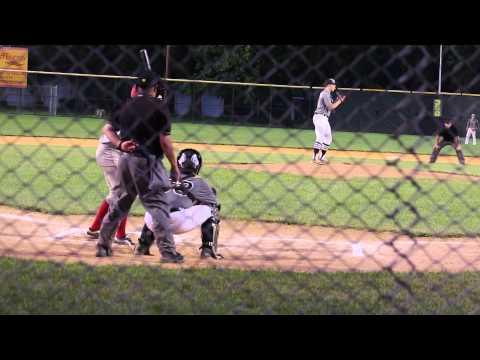 Jake Sadowitz pitching Gallagher Mizuno June 2014