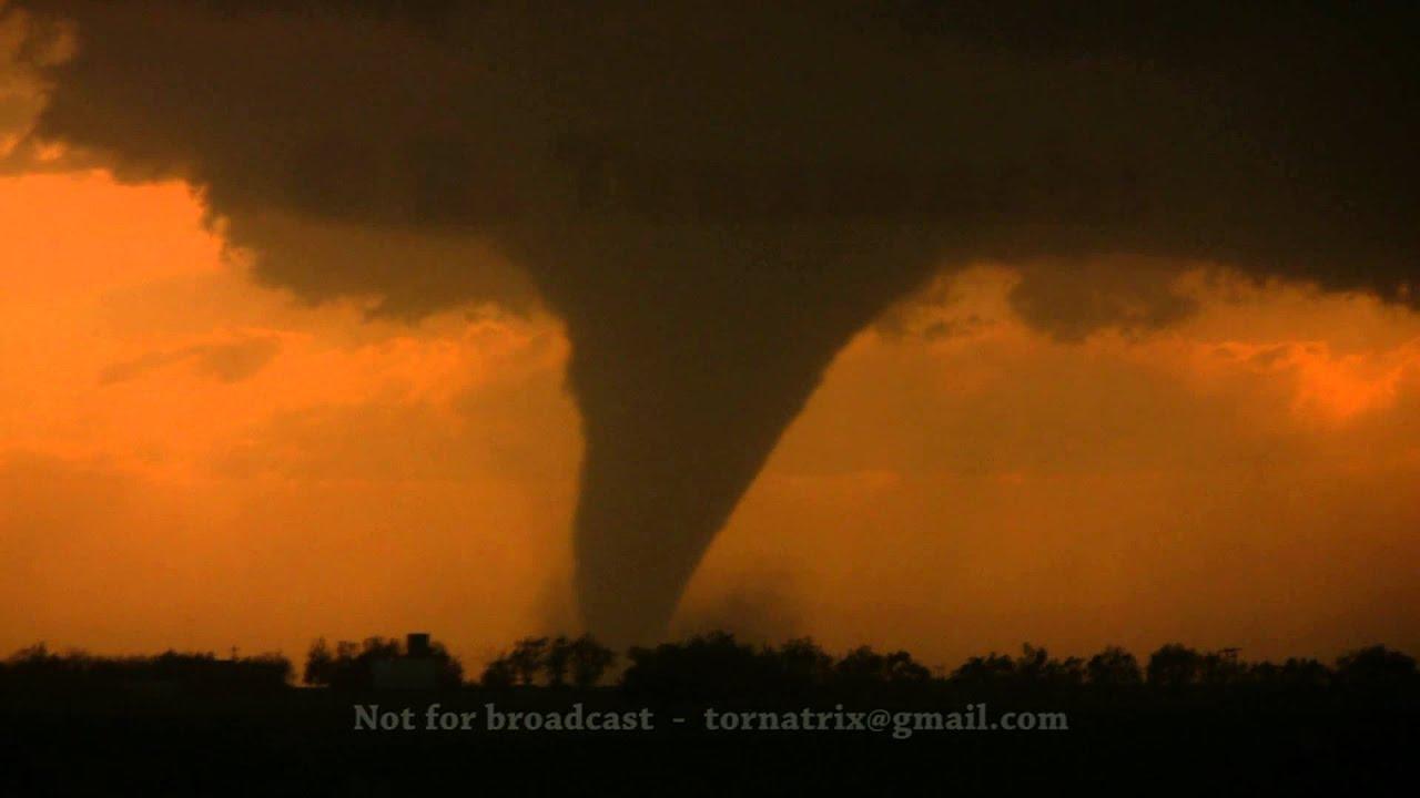 2013-05-18: Rozel, KS Tornado - YouTube
