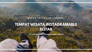 10 Tempat Wisata Instagramable Blitar
