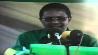 Raisi Kikwete alipoanguka Jukwaani Jangwani