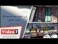"""بالفيديو .. كارثة .. رسائل الماجستير بـ""""الجُملة"""" والأربعة بـ 400 جنيه فى معرض الكتاب"""