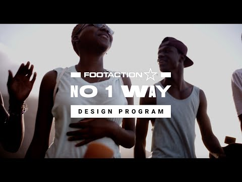 Footaction Launches 'No 1 Way Design Program' For HBCU Students