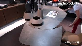 CALLIGARIS | Alessandro Calligaris | Archiproducts Design Selection - Salone del Mobile Milano 2015