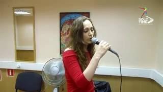 Урок эстрадного вокала в Центре