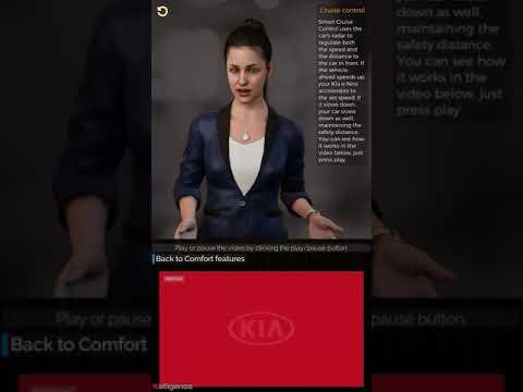 Itelligence Kia Mia Conversation Demo