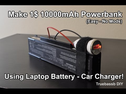 How to charge laptop battery manually 1