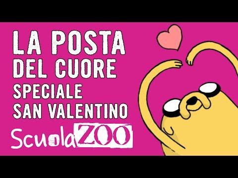La POSTA del CUORE di #ScuolaZoo EPISODIO 1 - SPECIALE San Valentino