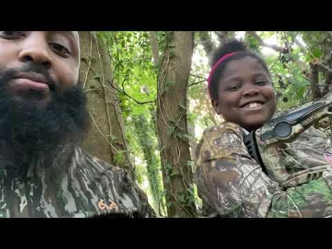 8 Year Old Kills Deer