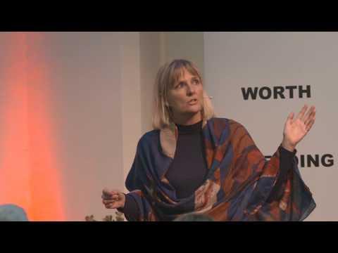 High sensitive power, perfect for building tomorrow | Jaqueline Pama | TEDxHarderwijk