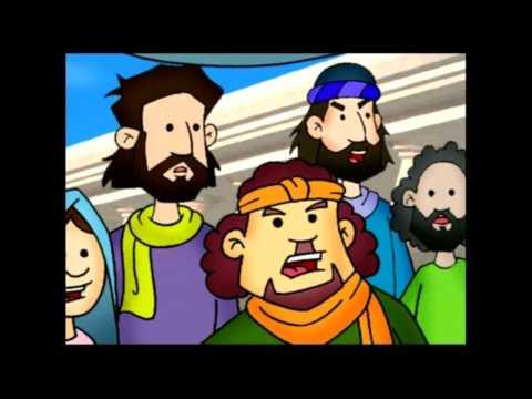 HISTORIA JESUS EN EL TEMPLO