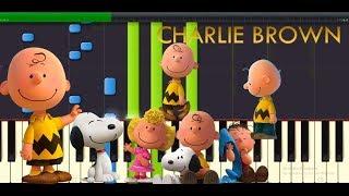 A Charlie Brown Christmas - Piano Tutorial