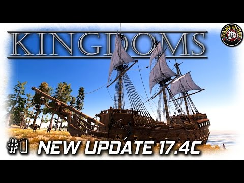 Kingdoms | New Update! 17.4 | EP1 | Let's Play Kingdoms Gameplay