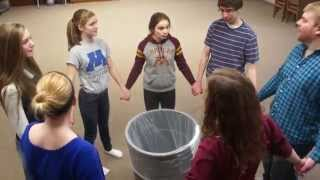 Push Me Pull You/Garbage Can Game of Doom