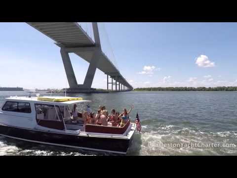 Charleston Party Boat Kismet Yacht Charter