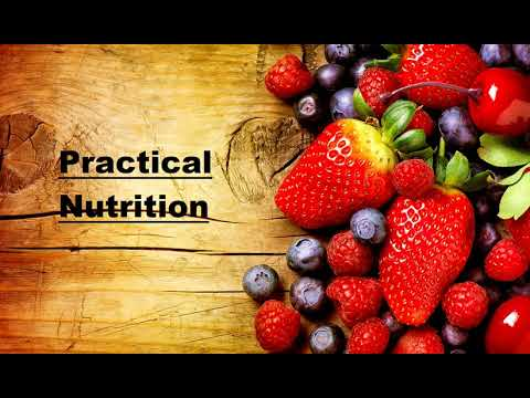 Exercise Science Podcast #7: Practical Nutrition
