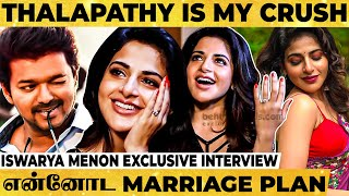 I am not ashamed of this – Iswarya Menon Bold Interview | cineclipz.com