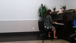 Nocturne in c# - Frédéric Chopin (performed by Alison Lao)