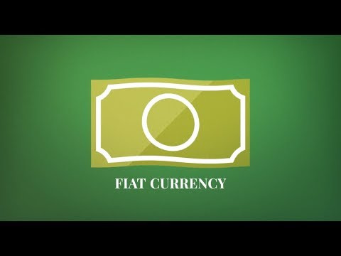 Fiat Currency - Explained Super Fast