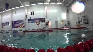 бассейн Дельфин Владикавказ ч 2